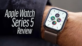 Apple Watch Series 5 Review - The Full Package!