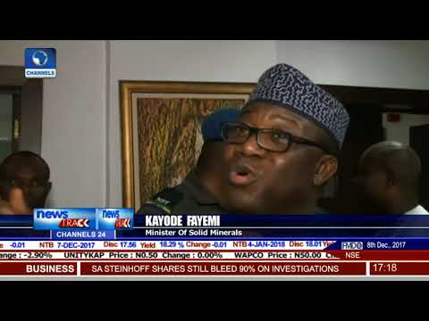 Fayemi Threatens To Revoke Idle Mining Licenses