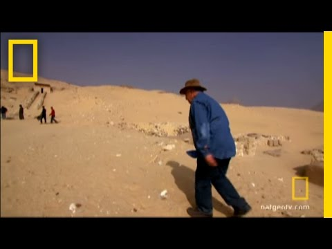 Builders Of The Pyramids | National Geographic
