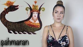 ŞAHMERAN EFSANESİ I Yılanların Şah-ı Maran (Türk Şehir Efsaneleri)