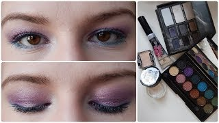 Spring Makeup Tutorial: Easy and Colorful Eyes Thumbnail