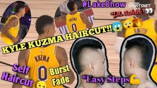 2020 Dope Self Haircut ! Easy Steps Tutorial!  Chris Bossio inspired steps 🙏✂️💈( Please notice this)