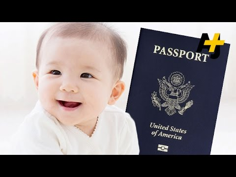 'Birth Tourism' Trending With Moms Who Want U.S. Citizenship For Babies
