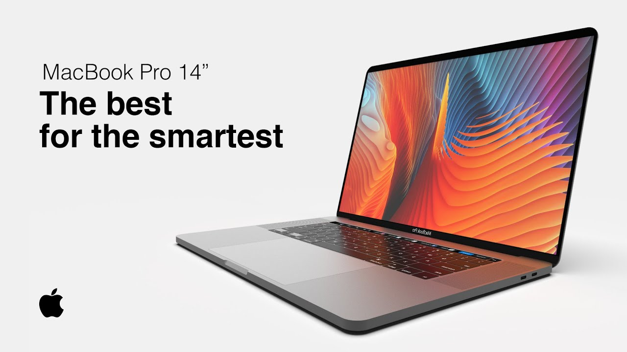 Introducing Macbook Pro 14 Inch Apple Youtube