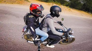 Honda Highness CB 350 Pillion Seat Review: Your Ass Is On The Line