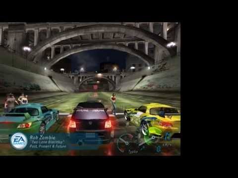 Need for Speed: Underground (MrBuS Donskoy Kazak 061rus)