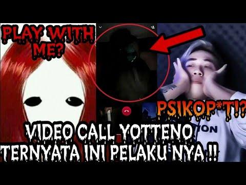 MENAKUTKAN !! VIDEO CALL HANTU YOTTENO !! TERUNGKAP PELAKU NYA !!