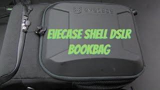 EVECASE SHELL DSLR CAMERA BAG REVIEW