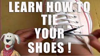 Learn To Tie Your Shoes from Lots To Learn