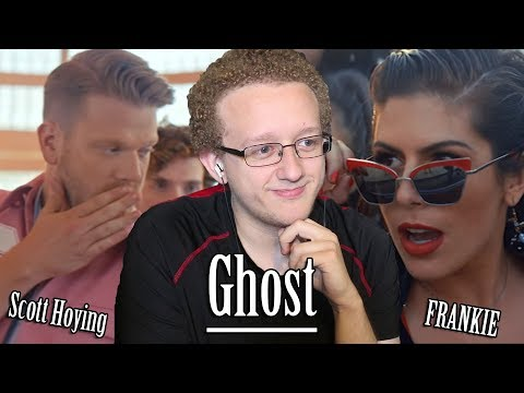 FRANKIE x Scott Hoying - Ghost ft. One Night | Reaction & Review