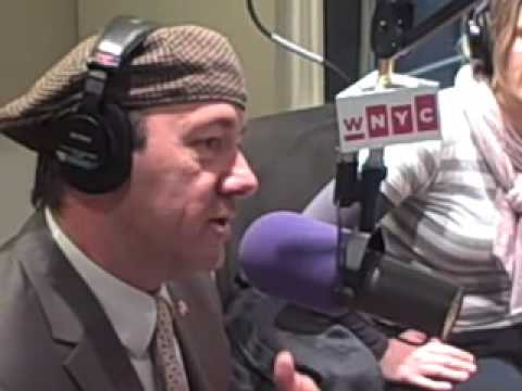 Kevin Spacey and Jessica Hynes on Alan Ayckbourn's
