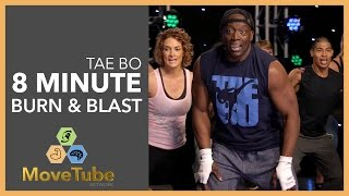 Tae Bo® 8 Minute Workout Burn & Blast with Billy Blanks 2015