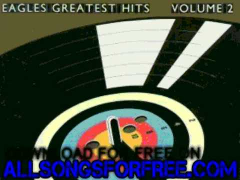 eagles  - hotel california - Greatest Hits  Volume 2
