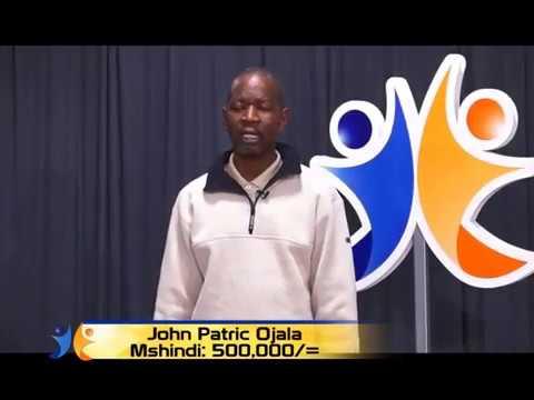 shabiki Jackpot Mbao 021 Winner - John Ojala