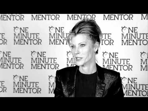 """Hearst One Minute Mentor: Robbie Myers Shares """"If I Knew Then..."""""""