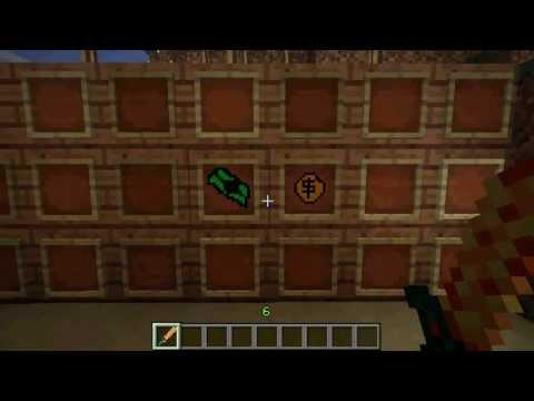 Minecraft Mod Money Mod Geld Mod 146 152 Deutsch