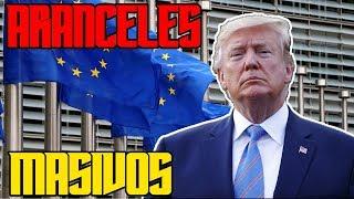 Gambar cover EU y la Unión Europea empiezan así su Guerra Comercial