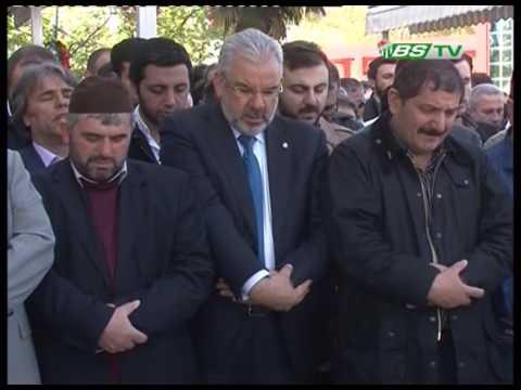 Mehmet Şentürk Son Yolculuğuna Uğurlandı (24.04.2015)