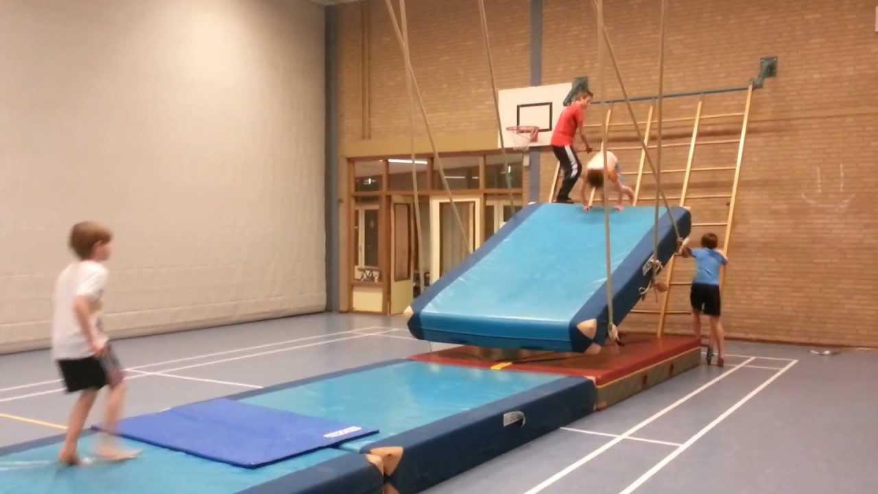 New Populair Leuke Gym Spellen Middelbare School &YJ15 #PZ19