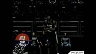 ESPN NBA 2Night 2002 PlayStation 2 Video