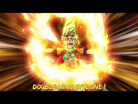 Download Beyblade Burst Dynamite Battle Épisode 04 VOSTFR Ranzo vs Bell (Rematch)