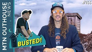 Man Beats Horses 50 Mile, Great 8 Hundreds & Alberto Salazar Busted | Mtn Outhouse News