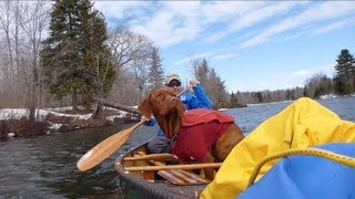 LATE MARCH CANOE TRIP