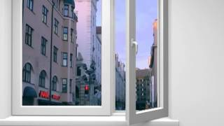 vikna ALTHAUS металлопластиковые окна г. Херсон