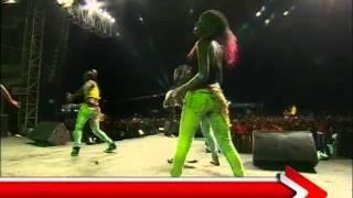 """Redsan performs """"Shika Glasi"""" at Safaricom KENYA LIVE Eldoret Concert"""