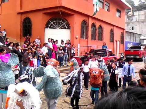 Desfile De San Pedro Necta 2015