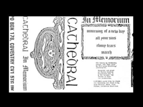 CATHEDRAL - Mourning Of A New Day - 1990