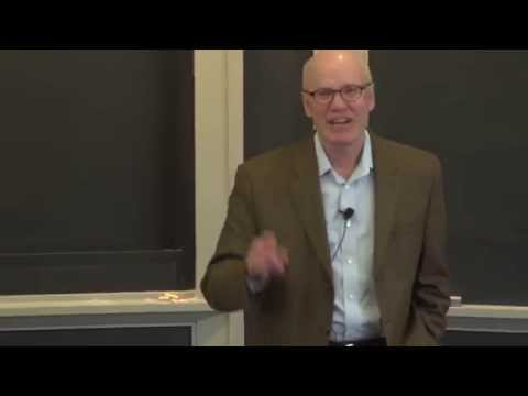 Professor Robert Paarlberg's Last Lecture at Wellesley College