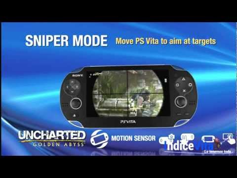Trailer Uncharted El Abismo de Oro Gameplay PsVita - IndiceVita