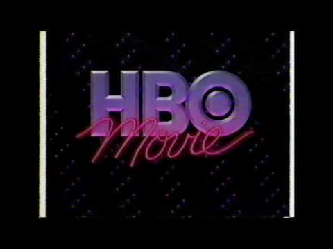 "HBO Movie intro ""the following movie is rated PG"" (1994)"
