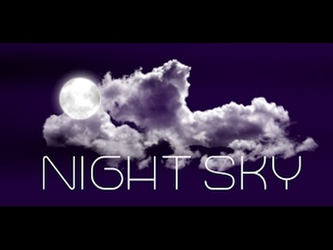 Night Sky HD Live Wall Paper