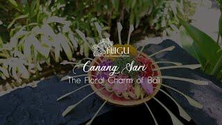 Canang Sari - The Floral Charm of Bali