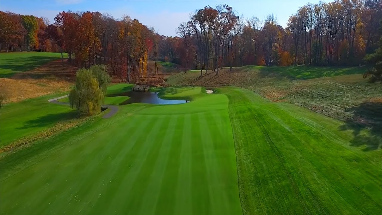 Baltimore Country Club - east, Lutherville, Maryland ...