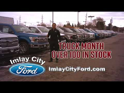 it s truck month at imlay city ford youtube youtube