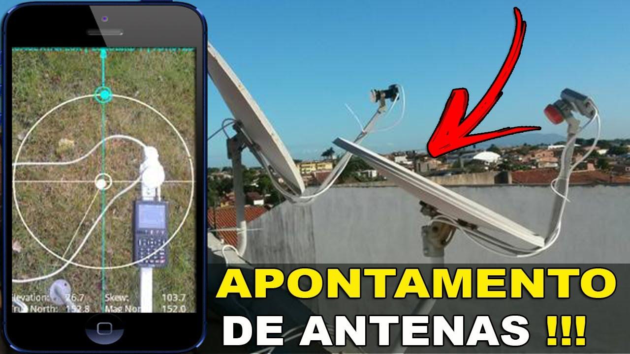 aplicativo para localizar antena de celular