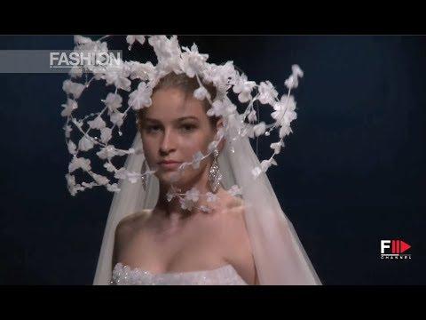 AMELIA CASABLANCA  Sì Sposaitalia Collezioni 2018 Milan - Fashion Channel