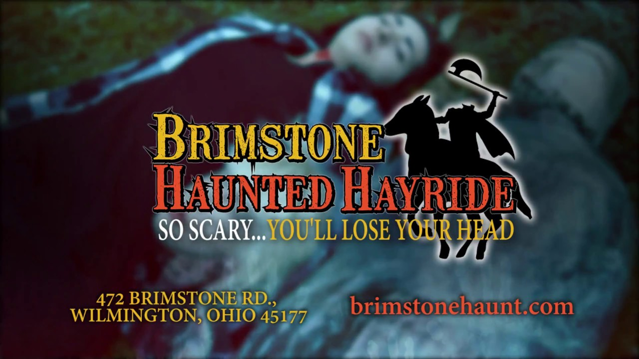 Brimstone Haunted Hayride Youtube