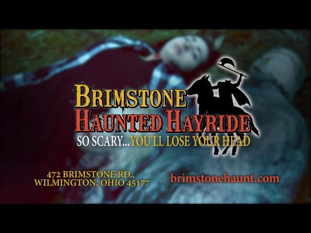 Best Haunted Houses Trails Hayrides Near Dayton Ohio