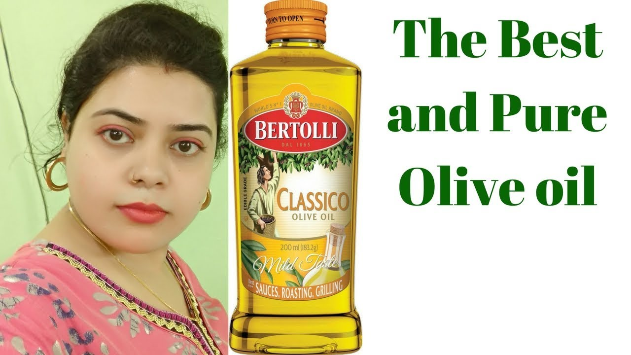 Bertolli classico olive oil Review  The best olive oil
