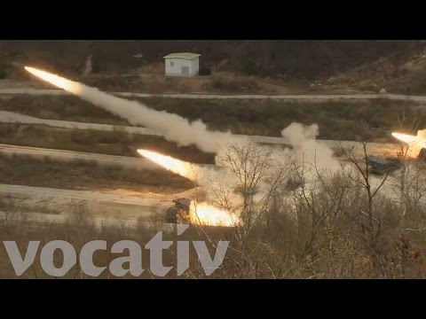 Thumbnail: U.S. And South Korea Conduct Joint Military Drills