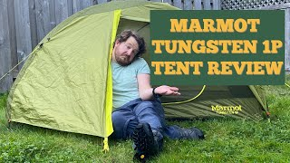 Marmot Tungsten 1p Tent Review