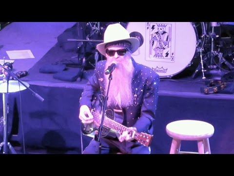 Billy Gibbons & Kings of Chaos - Jesus Just Left Chicago