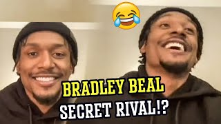 """Our Class Was LOADED!"" Bradley Beal Talks High School ENEMIES! His Mentality Is 💯"
