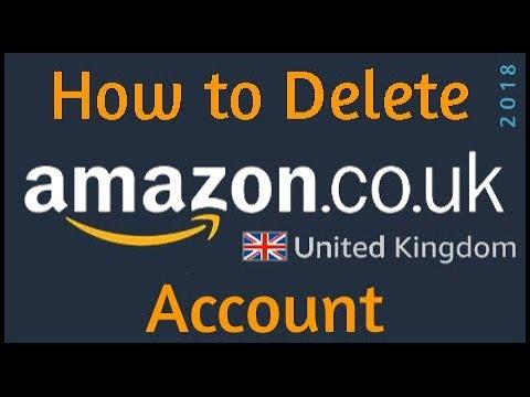 Amazon.co.uk: How to Delete Amazon Account