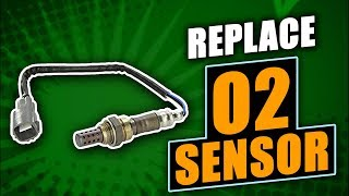 How to Replace Bank 2 O2 Sensor on Lexus ES300, Toyota Camry, Solara and Avalon