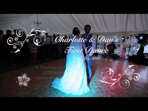 Wedding Guitarist plays beautiful First Dance for beautiful Bride & Groom